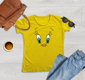 Tweety Looney Tunes T-shirt TS302
