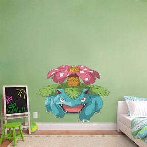 Venusaur Pokemon Wall Sticker Decal WC60