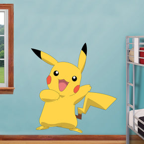 PIKACHU Pokemon Wall Sticker Decal C367