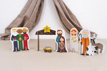 Load image into Gallery viewer, Holy Night Nativity Set