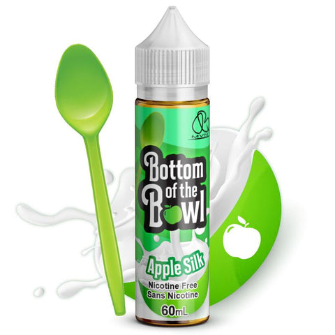 Premium E-Liquid - Bottom Of The Bowl - Apple Silk