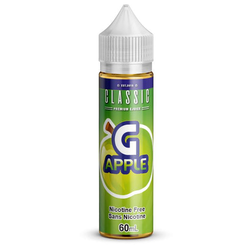Premium E-Liquid - Candy Vaper - G Apple
