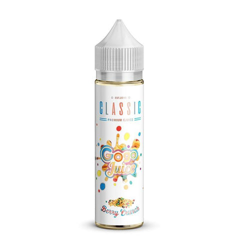 Premium E-Liquid - Gogo Juice - Berry Crunch
