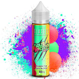 Premium E-Liquid - Sour Monster - Rainbow