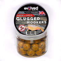 Cheese & Garlic Glugged Hookers