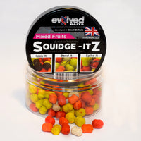 Squidge-itz Mixed Fruit - Sinking Amino Dumbell