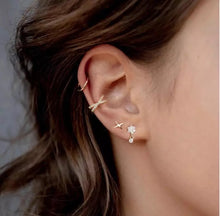 Load image into Gallery viewer, Double Ear Cuff