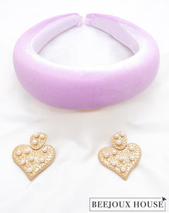 Annabel Soft Padded Hairband