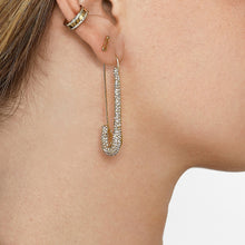 Load image into Gallery viewer, Safety Pin Earrings