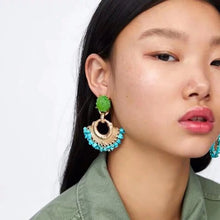 Load image into Gallery viewer, Layla Drop Earrings