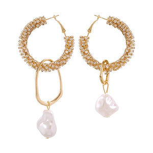Linda Drop Earrings