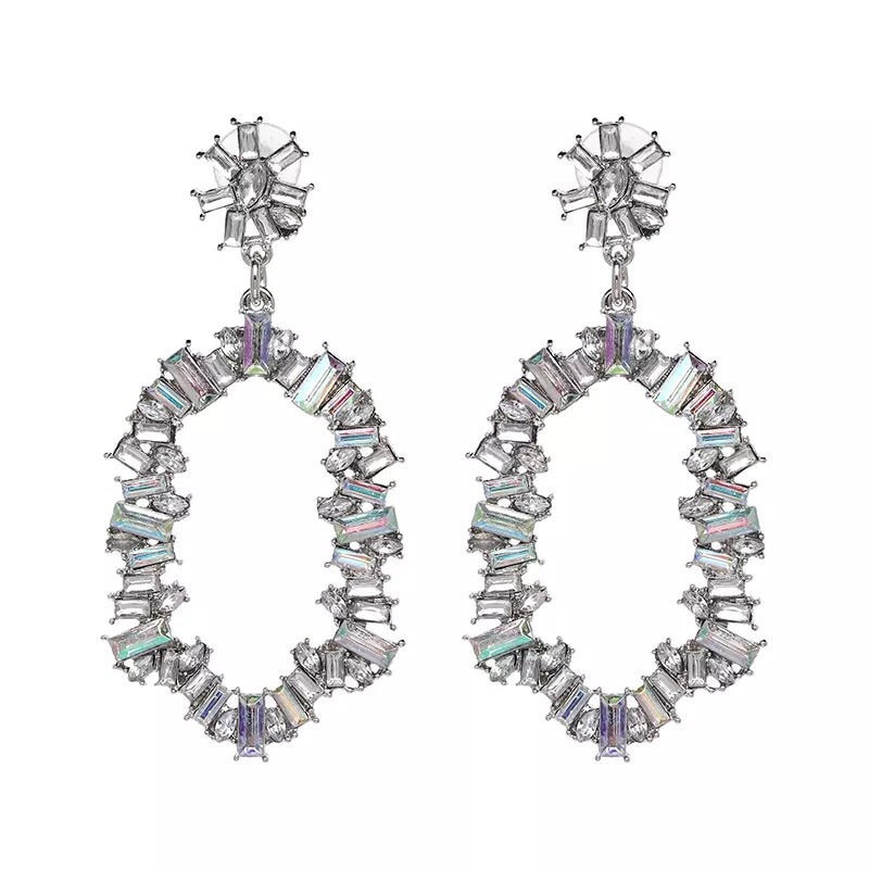 Noelle Crystal Earrings