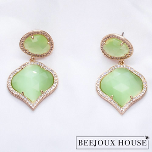 Génie Drop Earrings