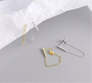 Selina Chain Earrings