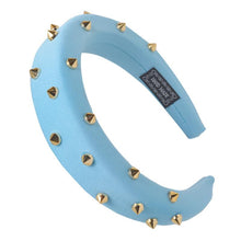 Load image into Gallery viewer, Sadie Rock Gold Studded Hairband