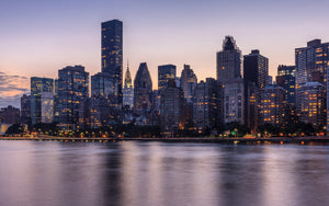 Roosevelt Island - New York Skyline