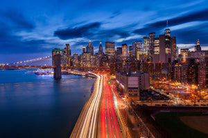 FDR Drive - Light Trails