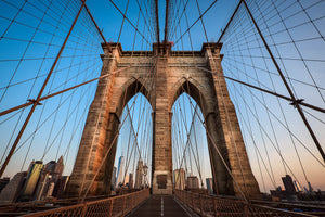 The Brooklyn Bridge - Sunrise
