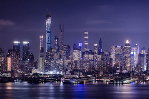 NYC - Growing Skyline
