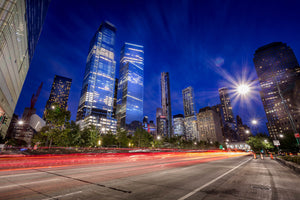 West Side Highway - World Trade Center