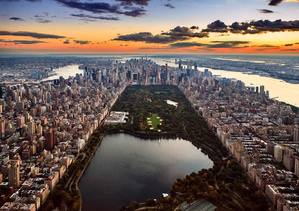 Above Central Park