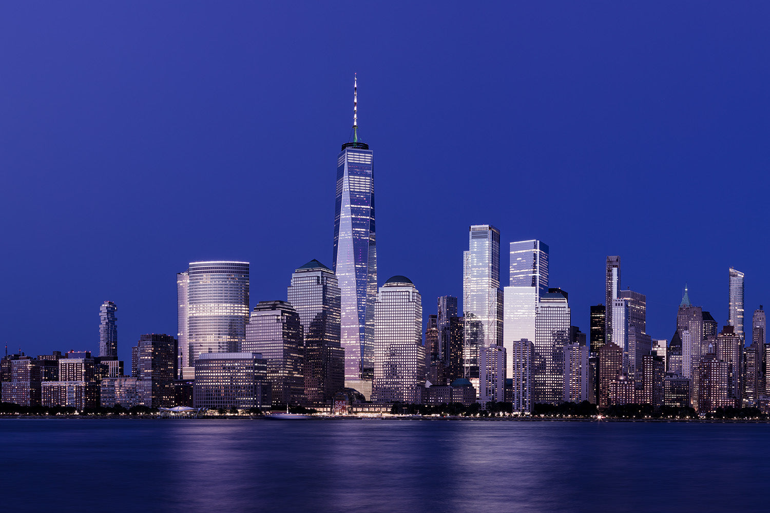 World Trade Center - Ultra High Resolution Panorama