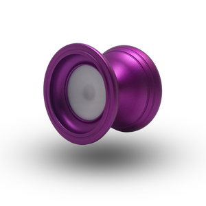 Amarok pro yoyo has been designed using the amazing material PTFE (Teflon), making it one of the most advanced professional yoyo designs available. Available in white and black Teflon.