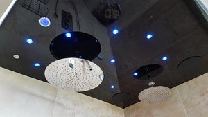 Showcase: Picture Competition - Ceiling Speakers in a Shower / Steam Room
