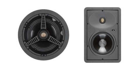 What is the Difference Between In-Ceiling and In-Wall Speakers?