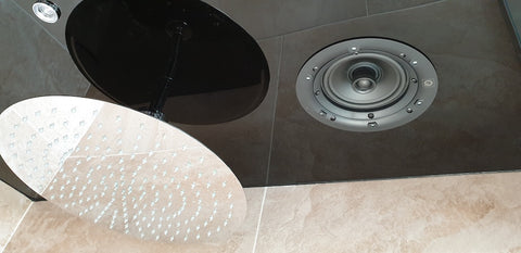 Steam room QI 50CW IN ceiling
