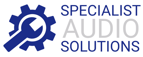 Specialist Audio Solutions Trade Site Logo