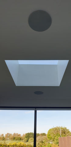 Ceiling Speakers sunroom roof window