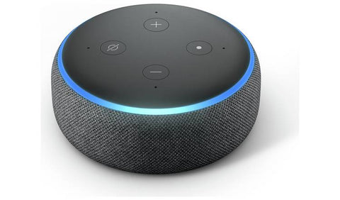 Amazon Echo Dot Voice Control