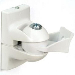 Ceiling-Speakers Wall Brackets White (Pair)