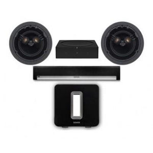 Sonos 5.1 Home Cinema Package (Playbar, Sonos Amp, Sonos Sub, 265FX)