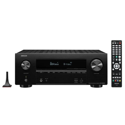 Denon AVR-X2600H AV Receiver Black (Each)