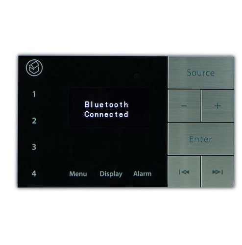 Systemline-E100-Inwall-Bluetooth-Amplifier-Black