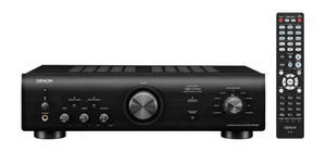 Denon PMA-600NE Stereo Amplifier (Black)