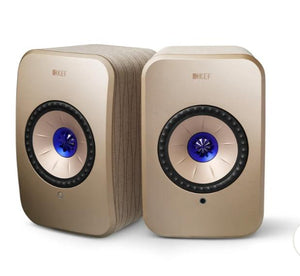 Kef LSX Soundwave edition Wireless Speakers