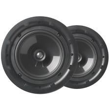 Q Install QI 80CP In Ceiling Speaker (Pair) - Special Offer