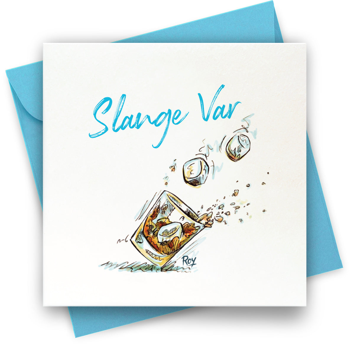 SlangeVar: Greeting Card