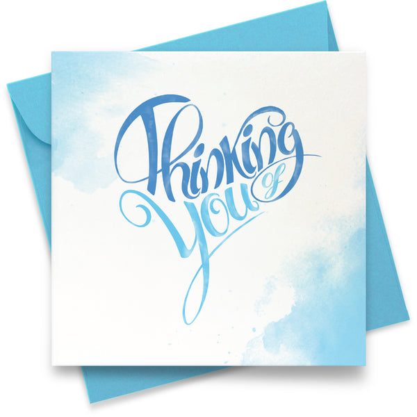 Thinking of You: Greeting Card