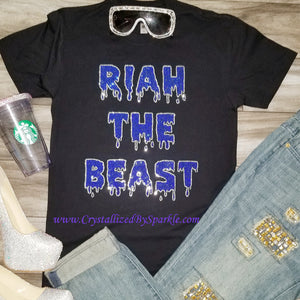 Riah Personalized Tee
