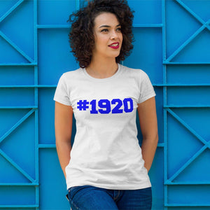Established 1920 Inspired Zeta Phi Beta Themed Graphic Tee PLEASE READ DESCRIPTION