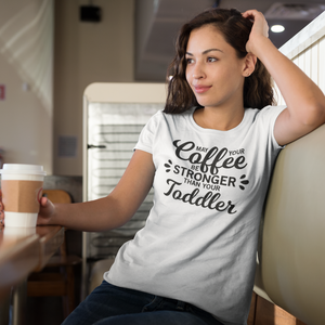 Coffee & Toddlers Graphic Tee