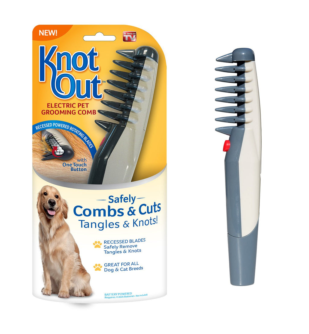 Pet Electric Comb