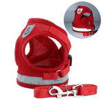 Reflective Safety Pet Dog Harness