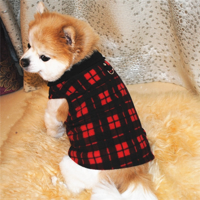 Coats Jacket Winter Dogs Clothes