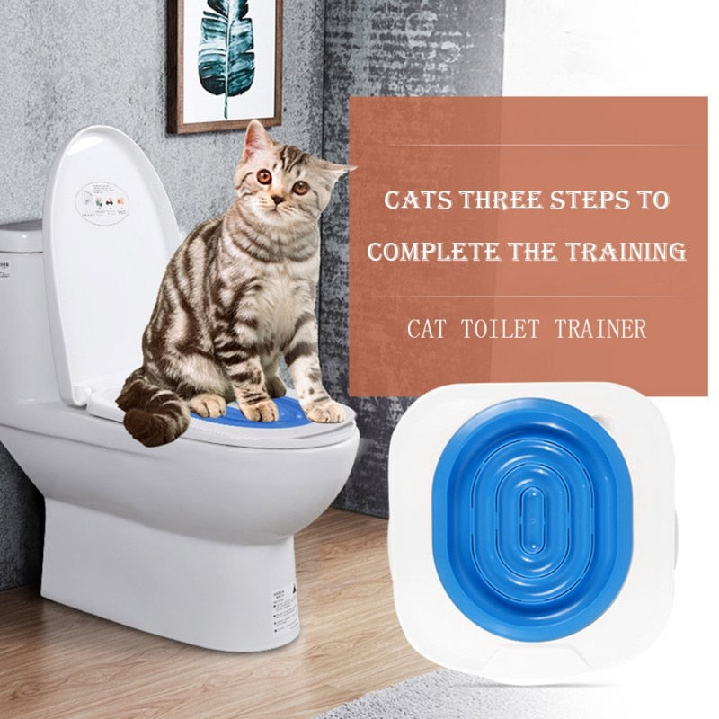 Cats Toilet Trainer