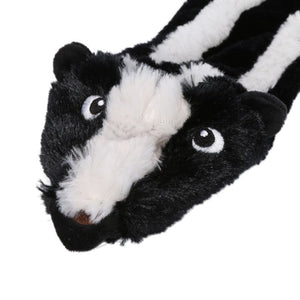 Cute Wolf Toys Stuffed Squeaking